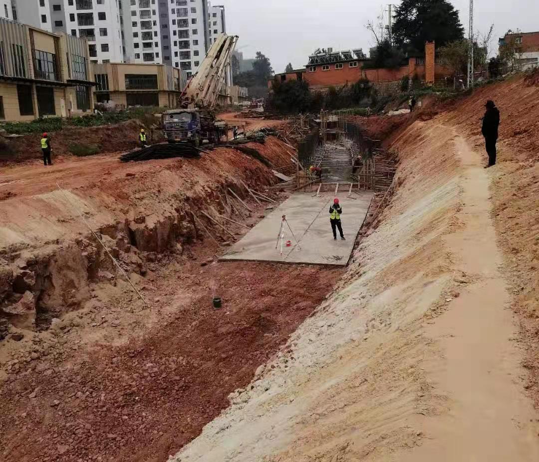 安宁太平新城棚户区二期1号支路及排洪沟改造bv伟德安卓app下载