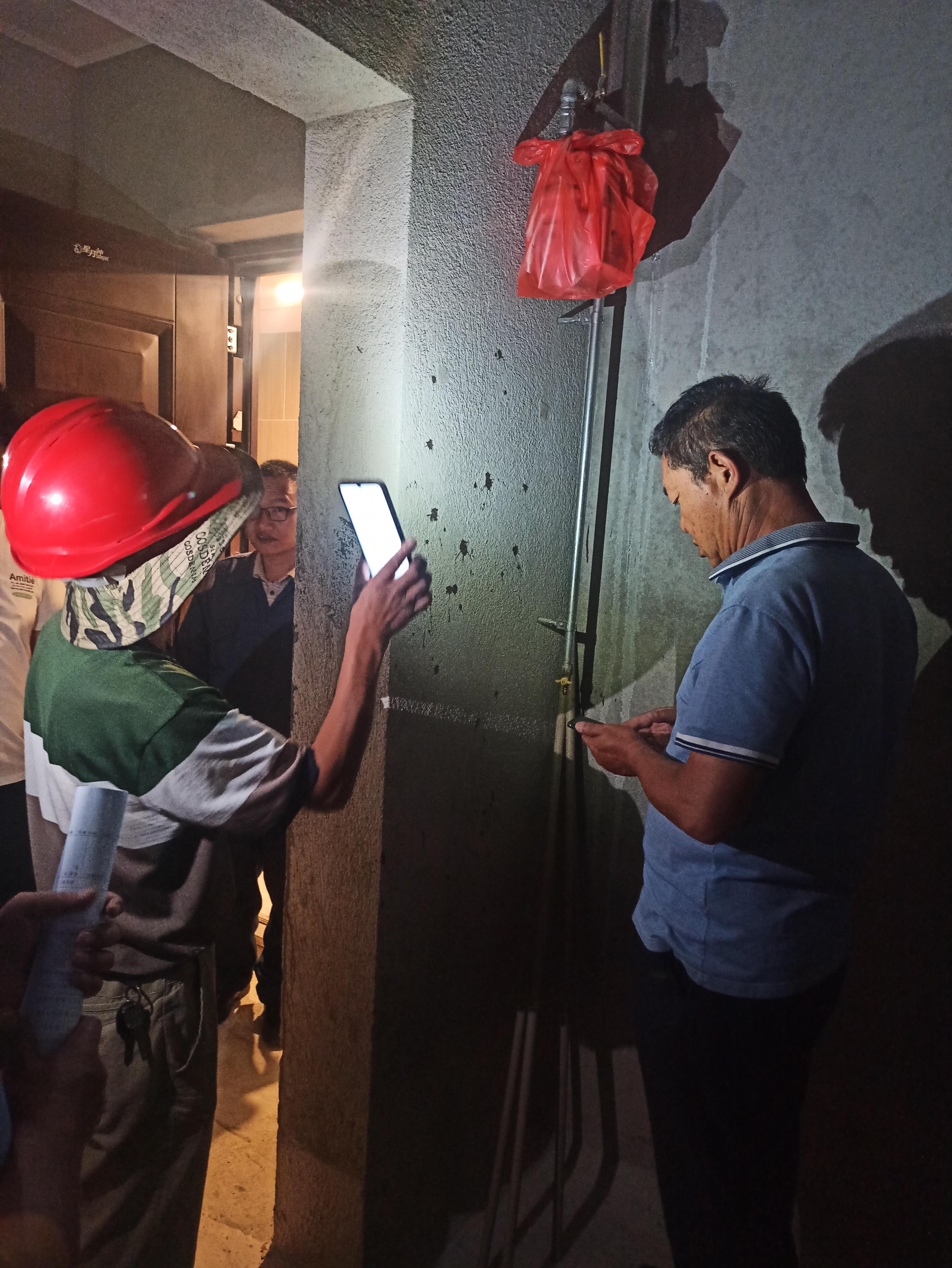 新城雅樾小区(二期)居民用燃气及设施安装bv伟德安卓app下载        顺利通过竣工验收